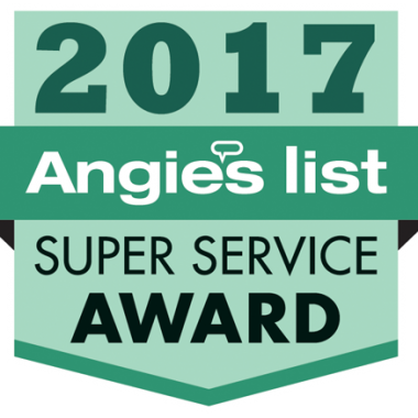 Angie's List Service Award 2017